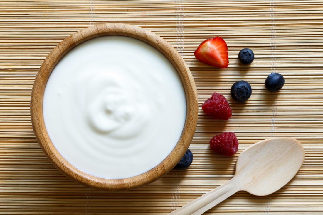 High sugar levels in yogurt may up obesity risk..