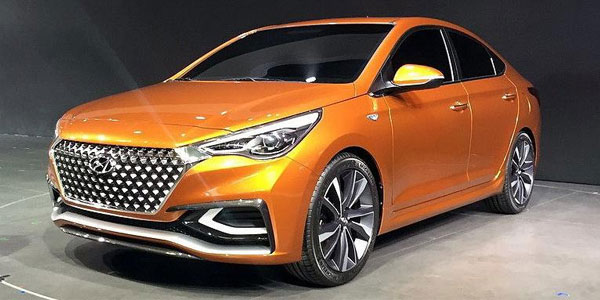new car launches expectedHyundai India Reveals New Vernas Concept with its Expected Launch