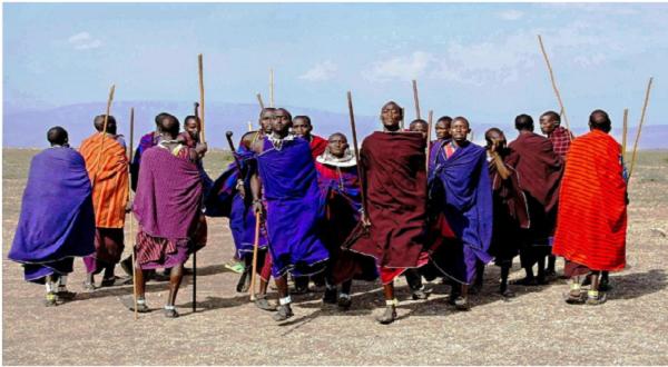 African Safari holiday to Masai Mara - Masai Village Visit