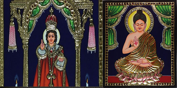 Tanjore Paintings
