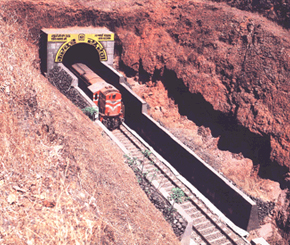Karbude Tunnel
