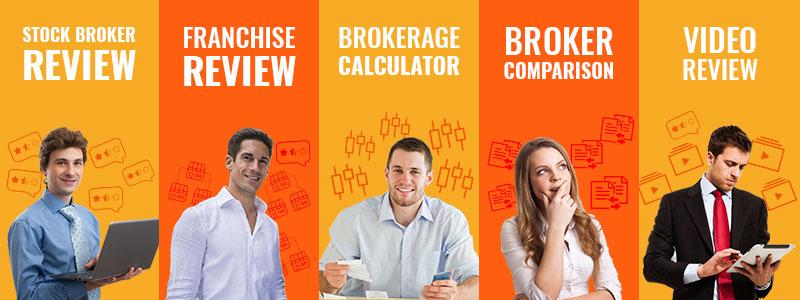 Top 10 stock brokers