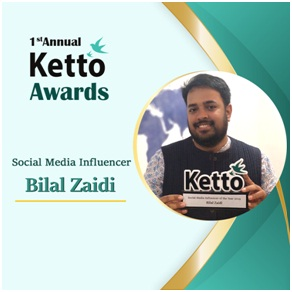 Social Media Influencer ? Bilal Zaidi