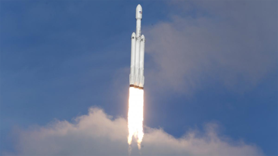 And likely final-version of SpaceX's workhorse rocket may fly today