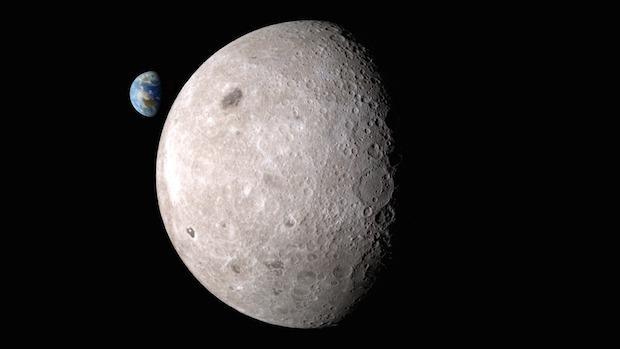 farside moon