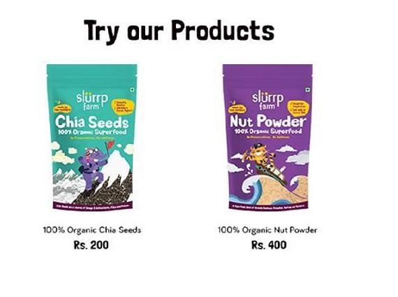 Slurpp chia feeds