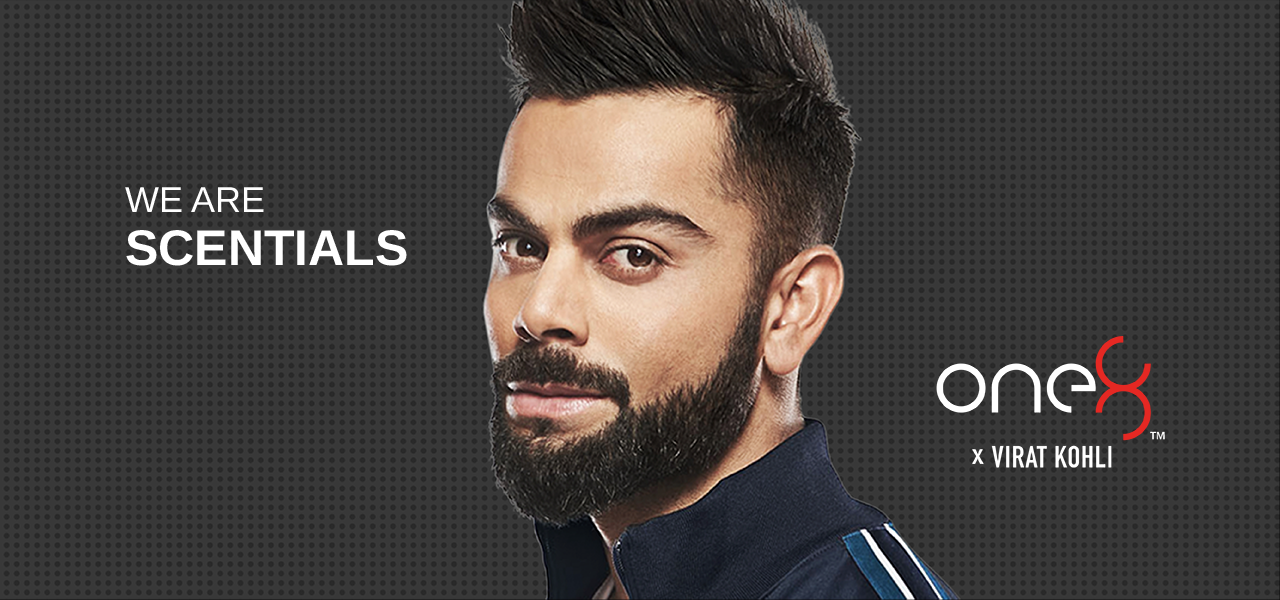 Virat Kohli's One8 brand launched by Scentials