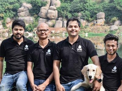 Anand Siddharth & Akhil Marsonya, Lead Tech,Mujeeb Khan, Head of operations & sales