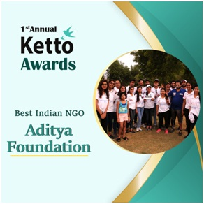 Best Indian NGO of the Year ? Aditya Foundation