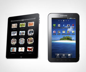 Ipad or Galaxy tab