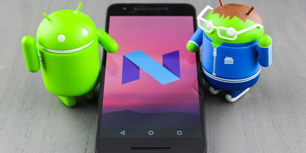 How to get Android Nougat right now