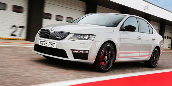 Its back Skoda to Launch the All New Octavia vRS Early 2017
