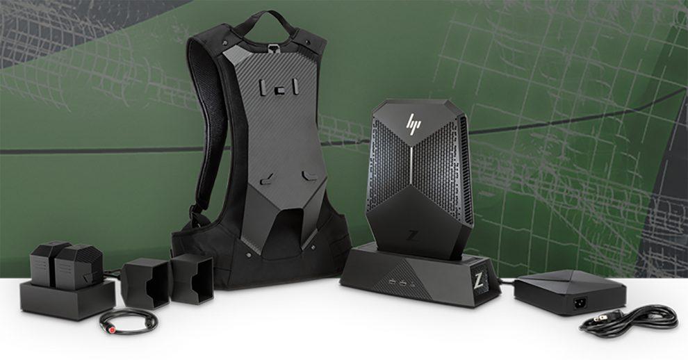 HP VR PC