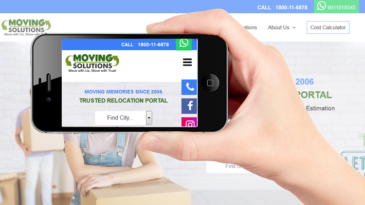 Moving Solutions: A New Way to Book Best Packers and Movers in India