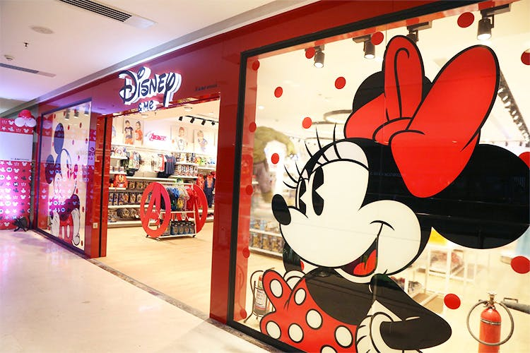 Disney and Me shop