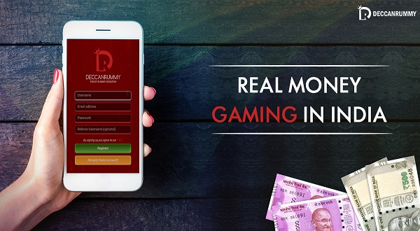 The boom of Real Money gaming industry in India