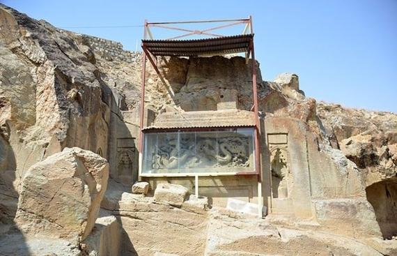 Dashkasan Dragon Temple