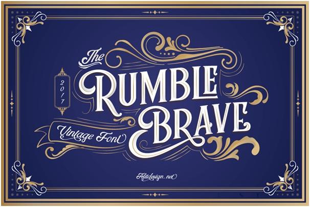 Rumble Brave