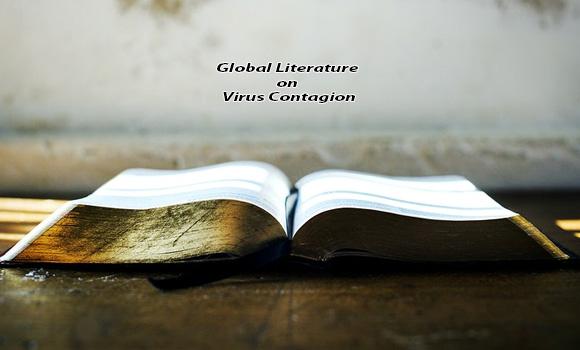 Global Literature on Virus Contagion