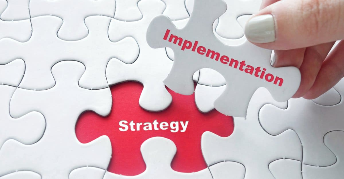 Strategy Implementation, Control And Innovation