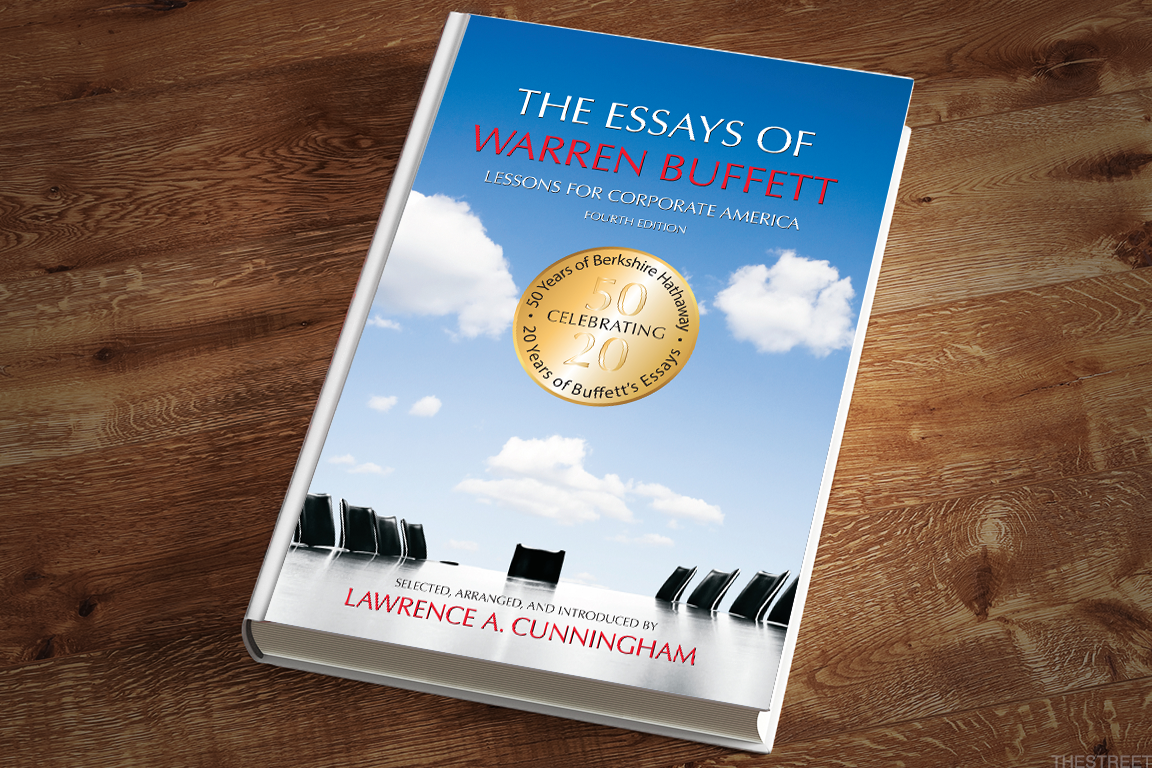 the essay of waffet Buffet