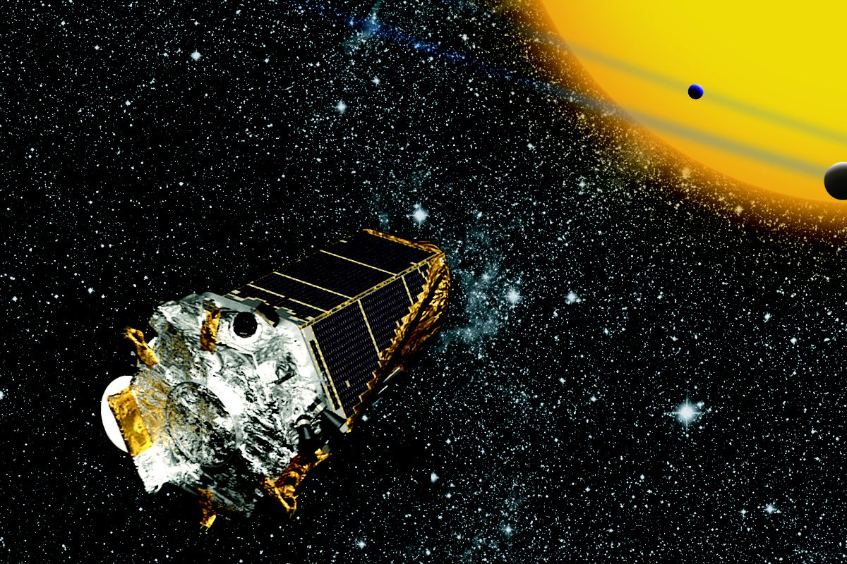NASA's Kepler