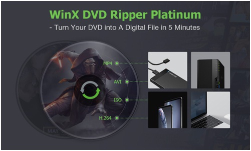 How to Digitize Old and New DVD to MP4 Video at Lightening Speed
