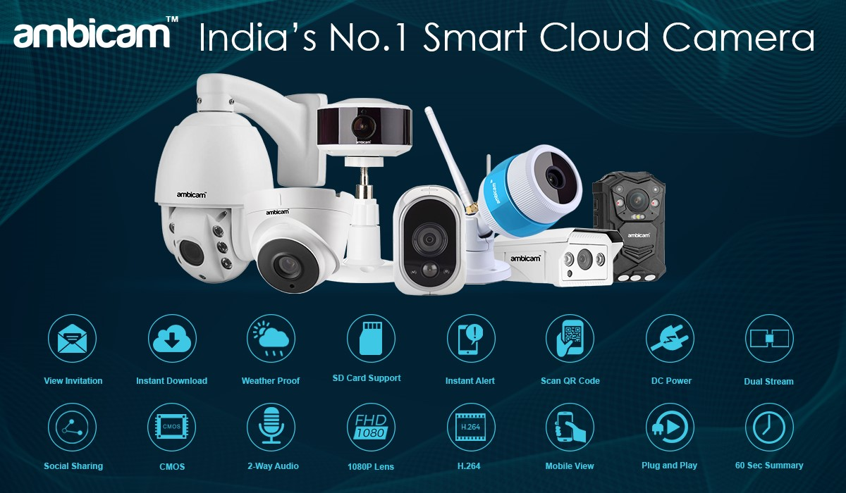 The Benefit of Having Smart Cloud CCTV Cameras