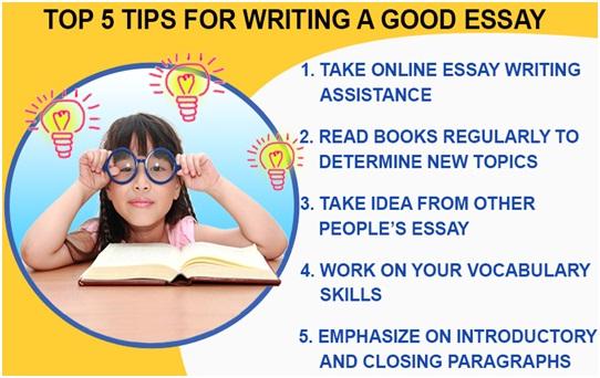 improve essay writing tips