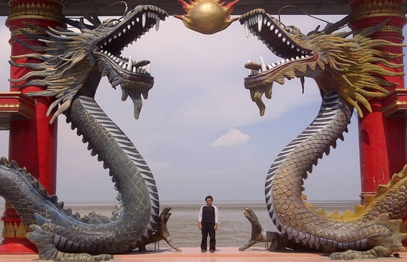 Dragon Temples