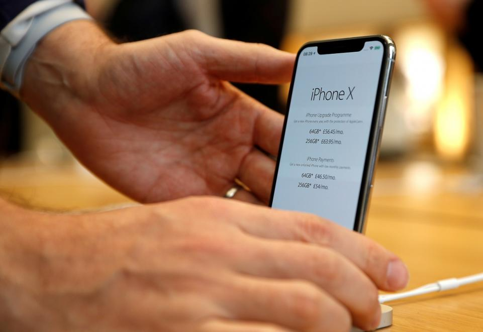 29 million Apple iPhone X shipped in last quarter: Canalys