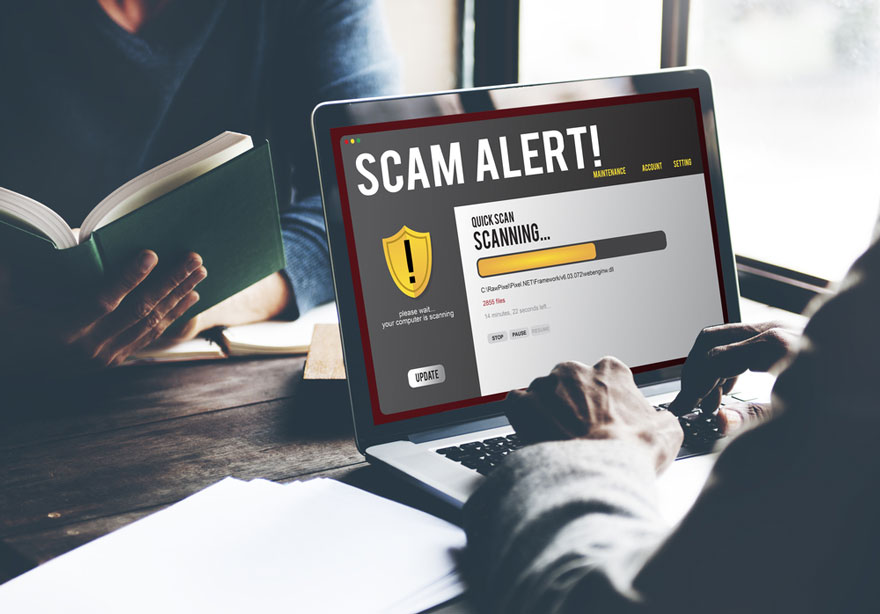 5 Things To Do When You've Been Scammed Online