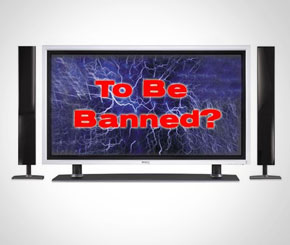 UK bans Plasma TV
