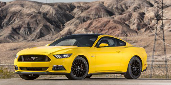 Ford S Muscle Car Mustang To Launch In India On Jan 28
