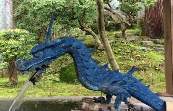 Blue Dragon Temple