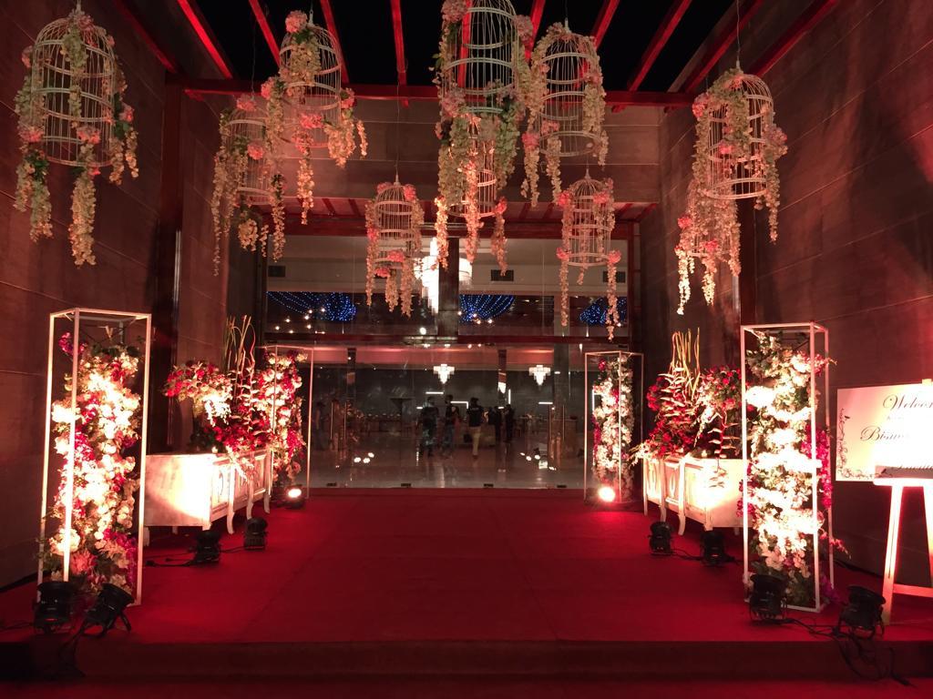 Pavilion by Ferns N Petals - The new destination for Opulent  celebrations