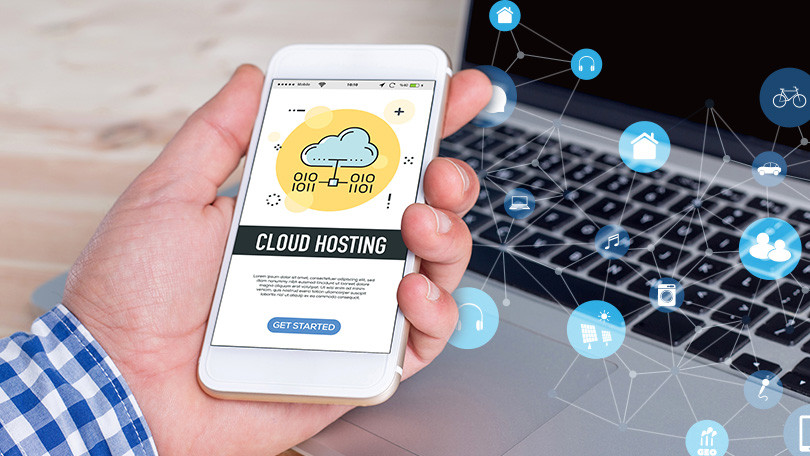 Cloud Web Hosting Service