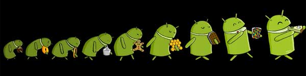 journey of Android