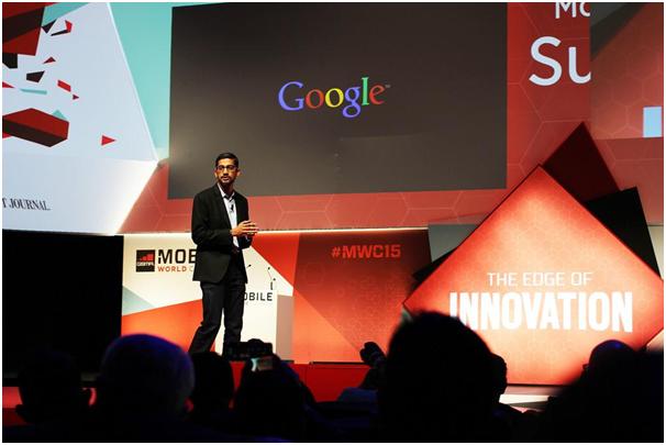 Google CEO Sunder