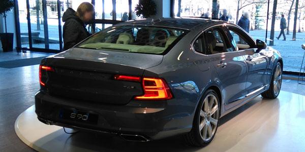 Volvo Confirms Pre Booking Of Luxury Sedan In India