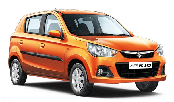 What makes the Maruti Suzuki Alto K10 The Best-Selling Family Hatchback