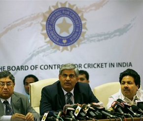 BCCI under RTI act