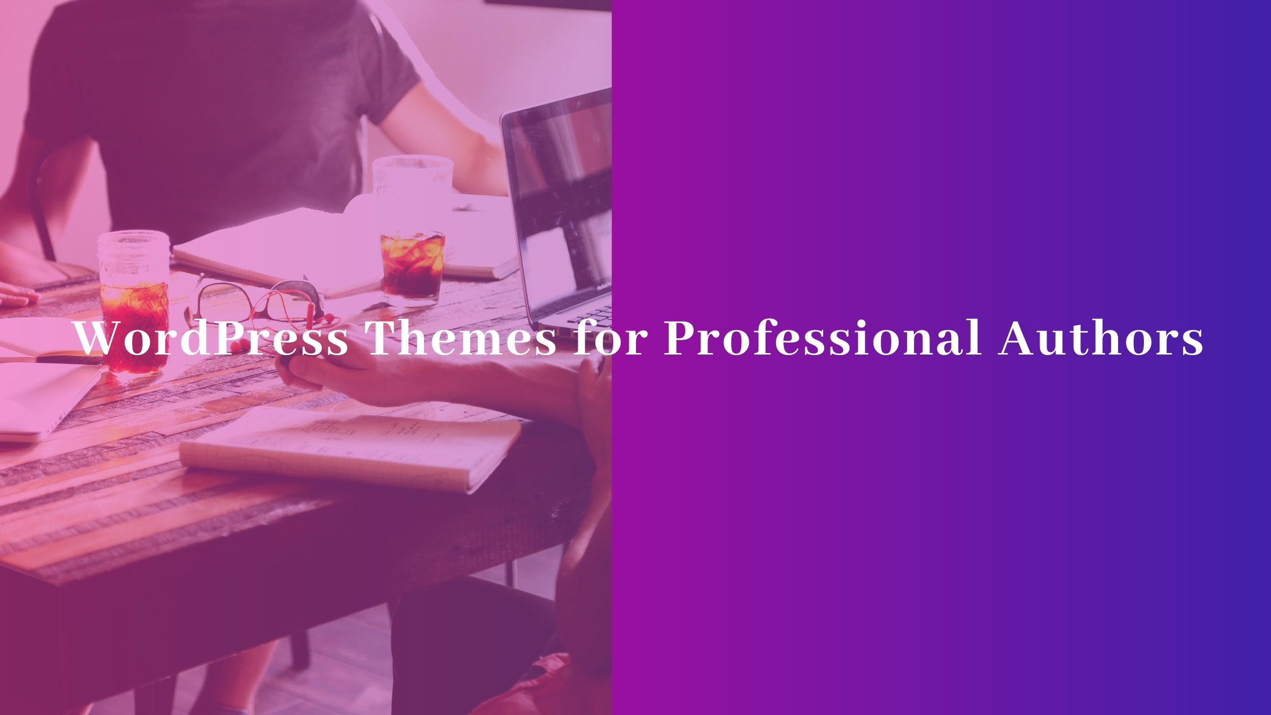 ( Wordpress Themes for Proffessional Authors