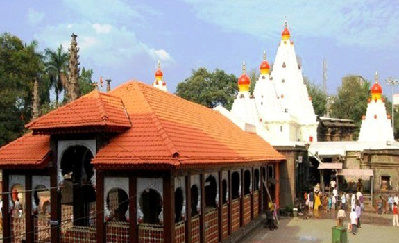 Mahalaxmi Temple in Kolhapur