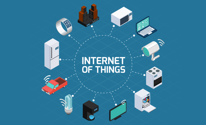 How did the world meet the Internet of Things