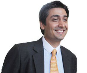 Azim Premji\'s first son Rishad has a Masters in Business Management