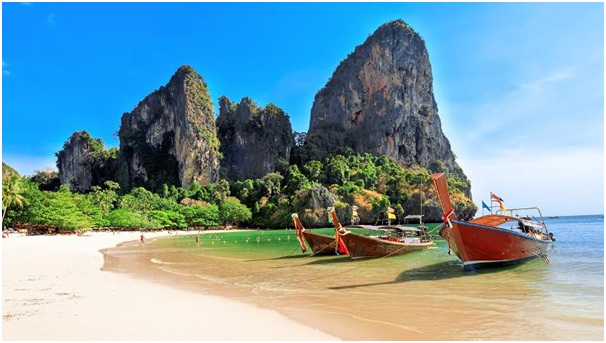 Railay Beach - Thailand