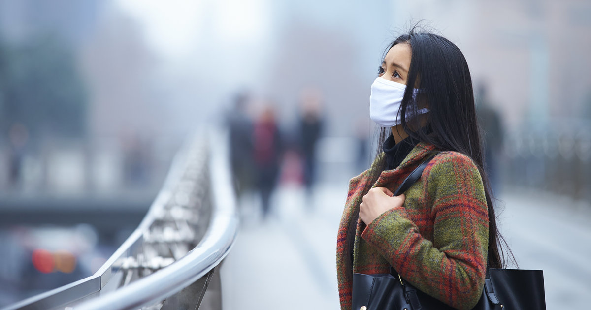 High Levels Of Air Pollution 'Linked To Increased Risk Of Mouth Cancer'