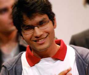 Son of Sanjiv Goenka, Vice Chairman of RPG enterprises