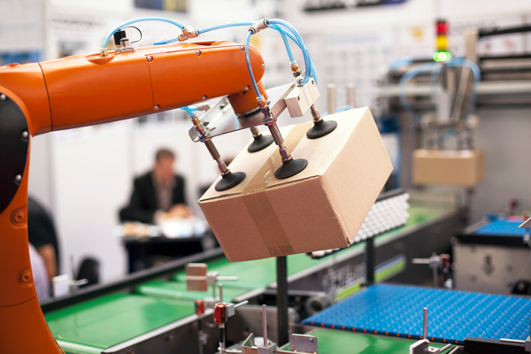 Advantages of Palletizing Robot in Pharmaceutical Packaging